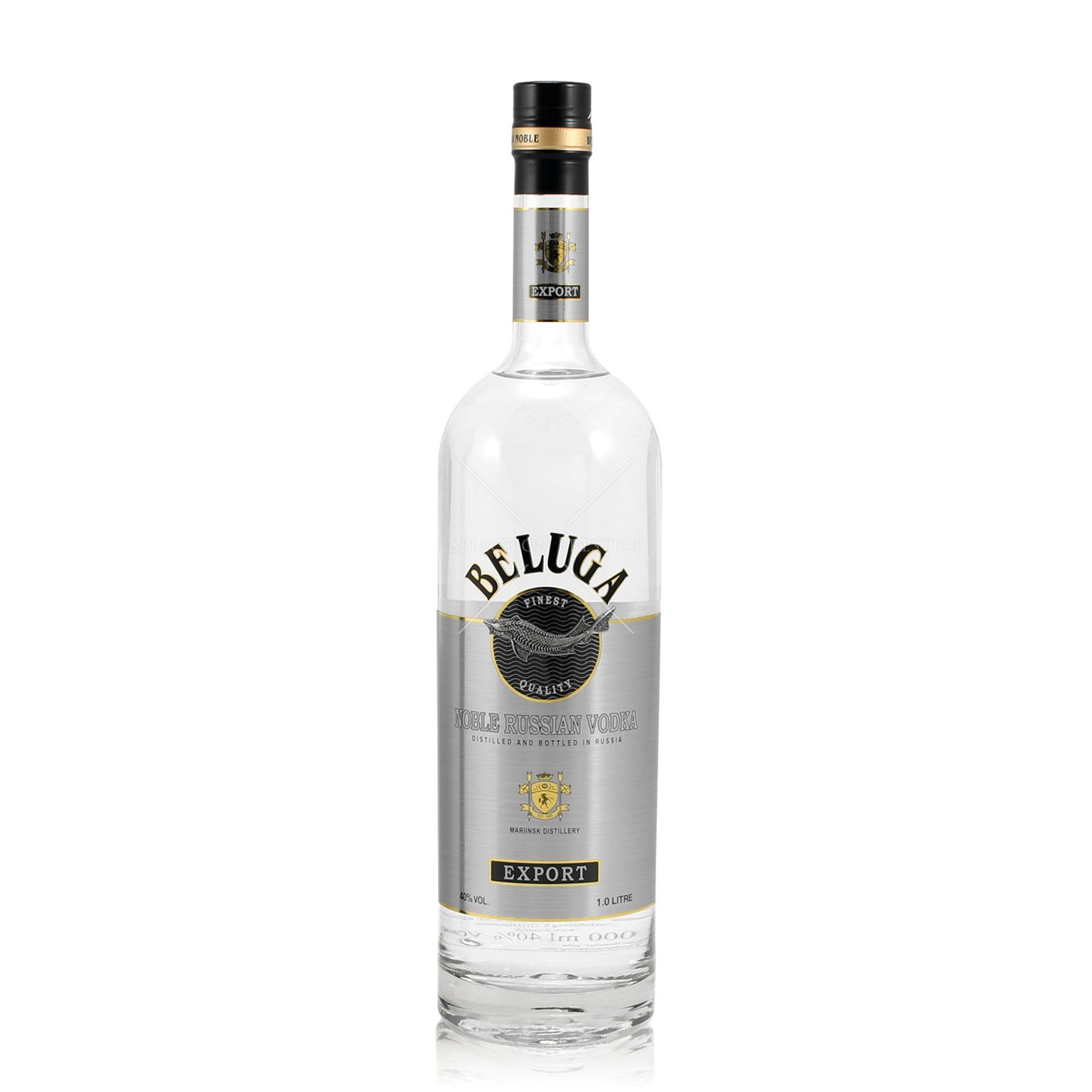 Beluga Noble Russian Vodka EXPORT 1L
