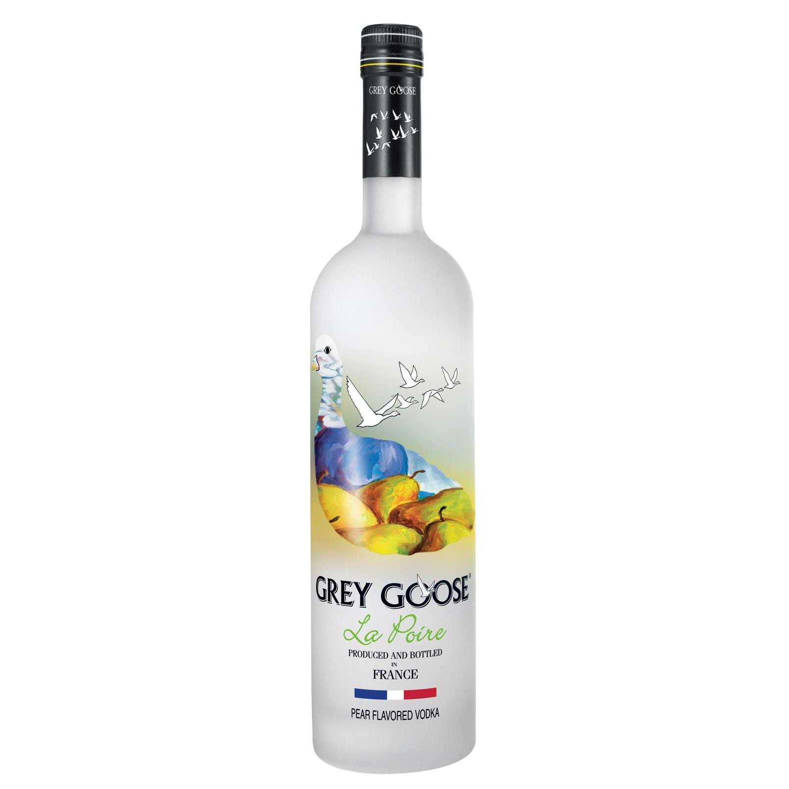 Grey Goose Pear Flavored Vodka 1L