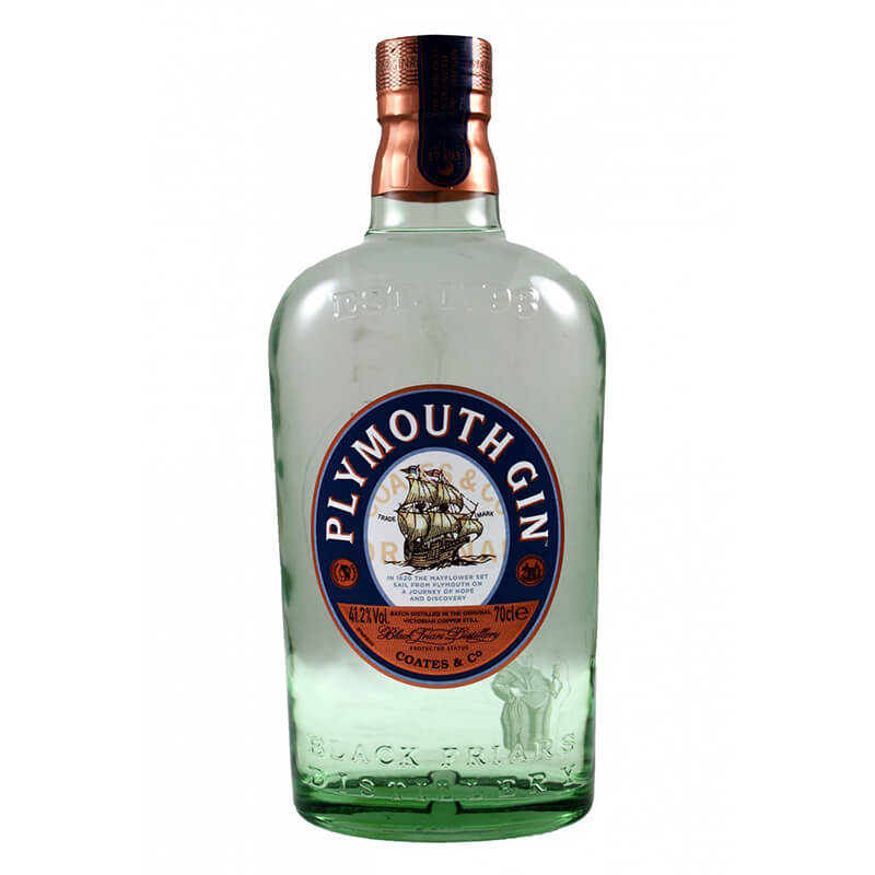 Plymouth Original Strength Dry Gin 0,7l