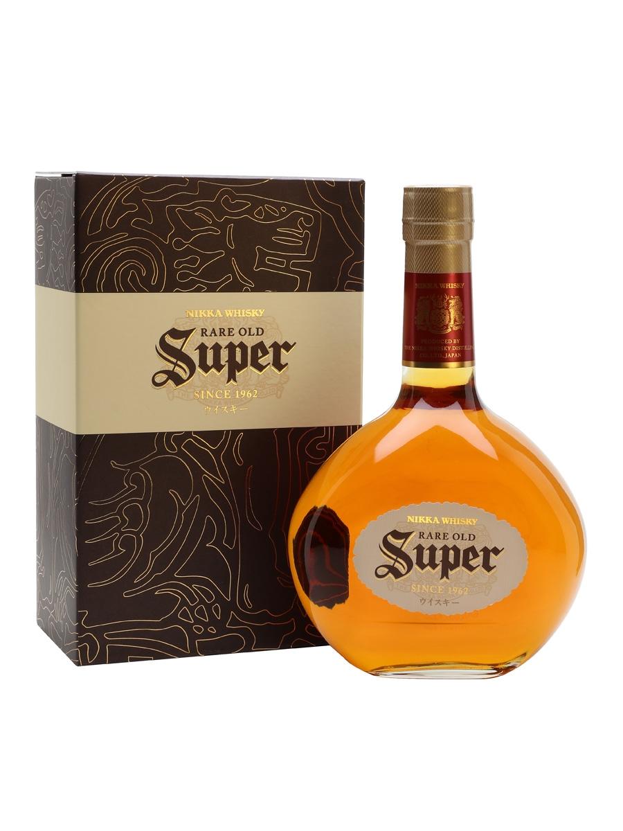 Nikka Whisky Super Rare Old 43% VOL. 0,7 L